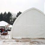 STOREX tent hangar MARCO