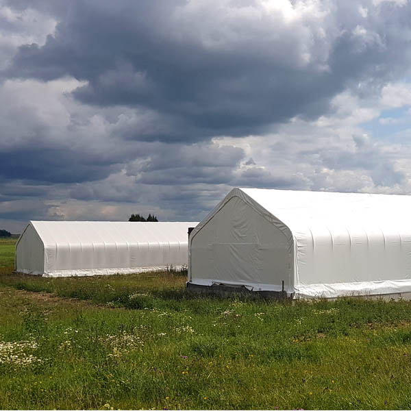About storage tents