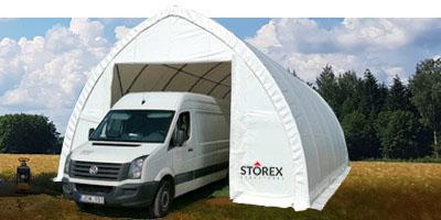 tent hangars MARCO