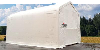 tent hangars NORDA
