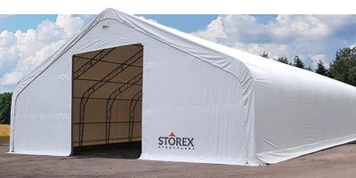 tent hangars VEGA