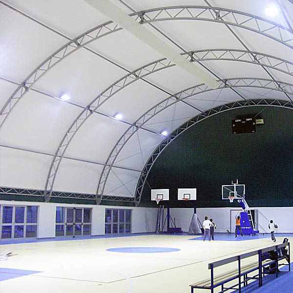 tent hangars for sports arenas