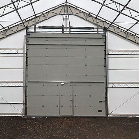 STOREX sectional gates