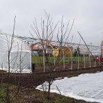 STOREX greenhouse frame 01