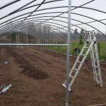 STOREX greenhouse frame 06