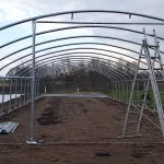 STOREX greenhouse frame 08