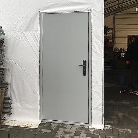 installation of additional doors