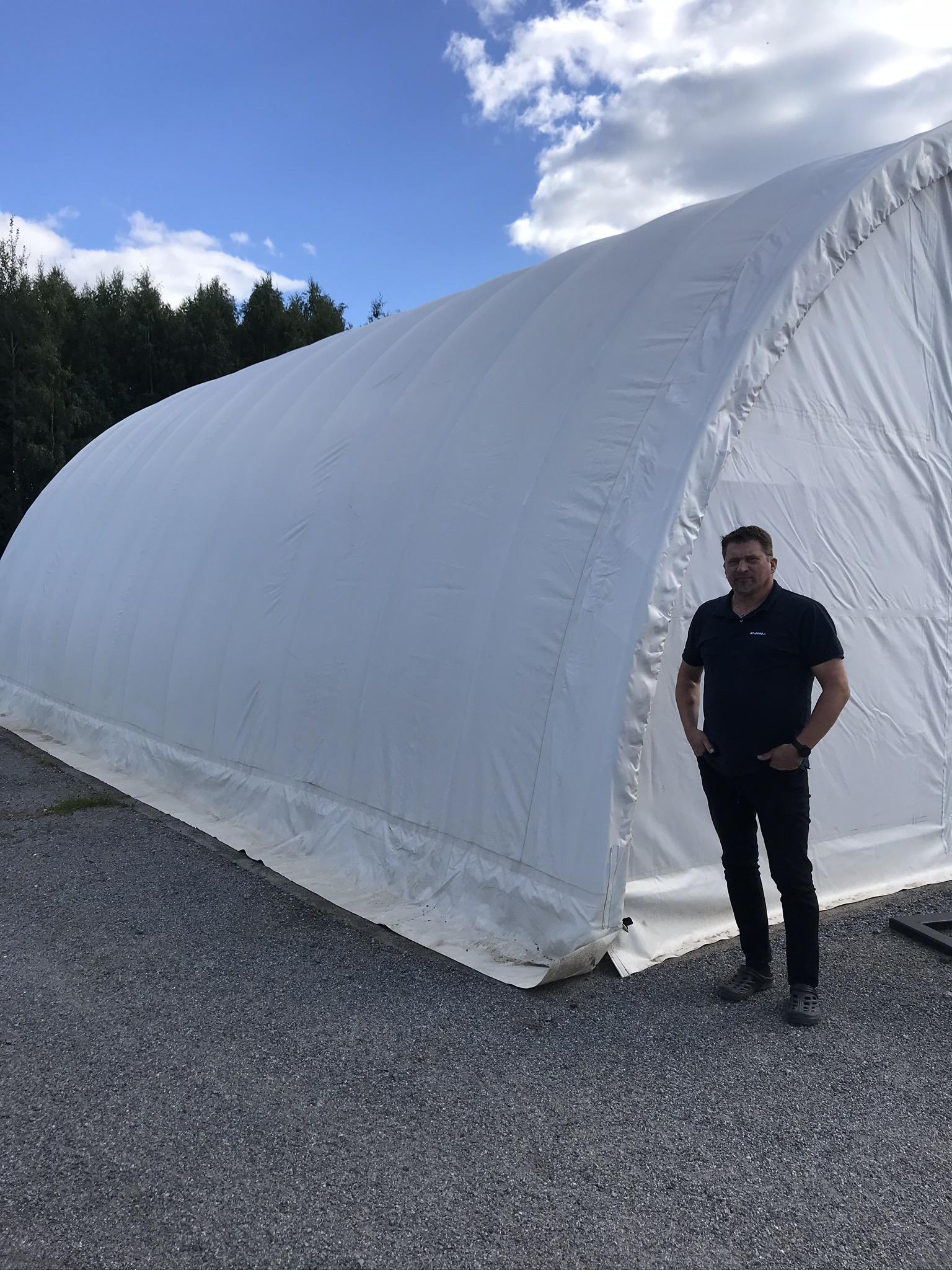 Tom Hellström, STOREX structures